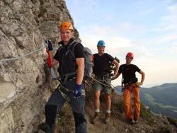 Klettersteig Set Gurt : Salewa klettersteig bad hindelang oberjoch tourenberichte